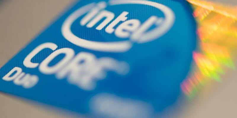 Intel - Foto: Ralf Hirschberger