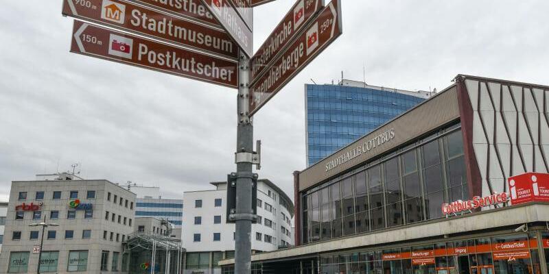 Stadtansicht Cottbus - Foto: Patrick Pleul
