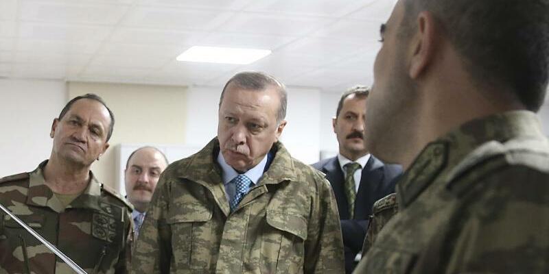 Recep Tayyip Erdogan - Foto: Presidency Press Service