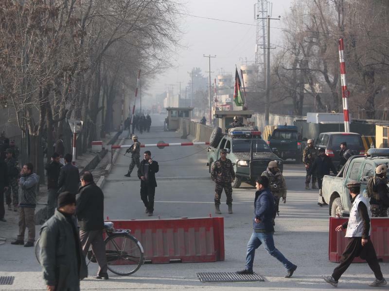 Kabul - Foto: Rahmat Gul/Archiv