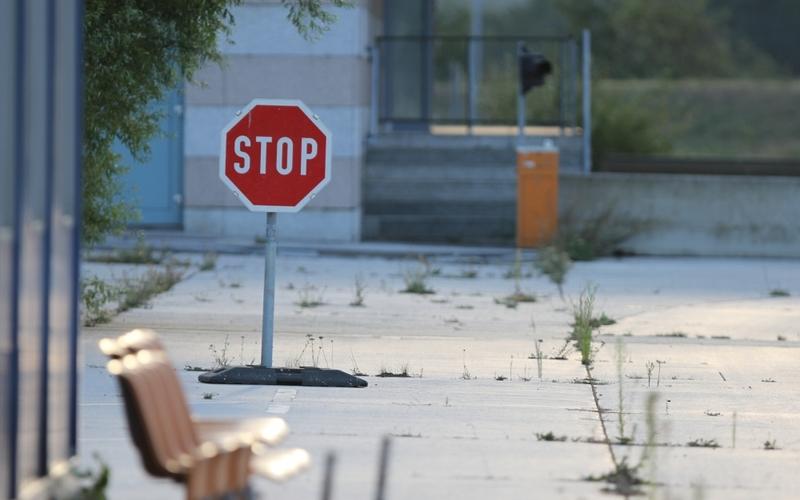 Unbenutzter Grenzübergang Österreich - Slowakei - Foto: über dts Nachrichtenagentur
