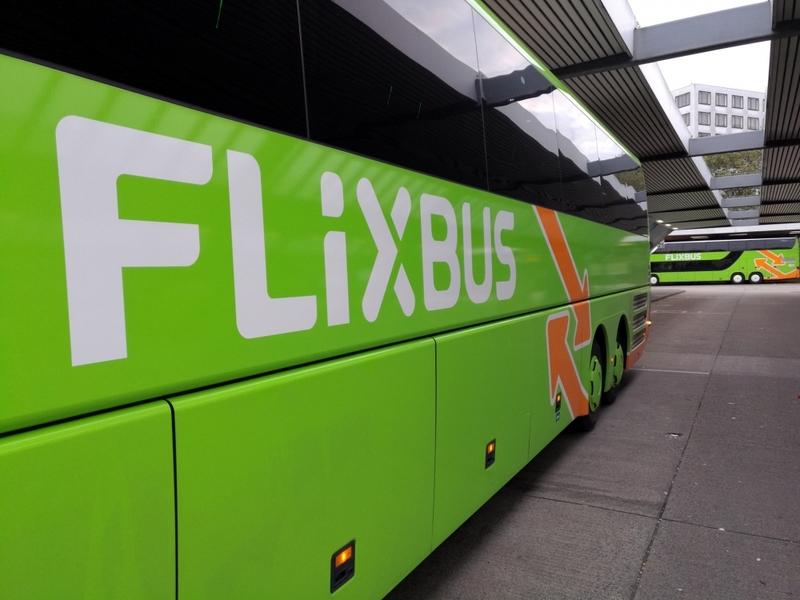 Flixbus - Foto: über dts Nachrichtenagentur