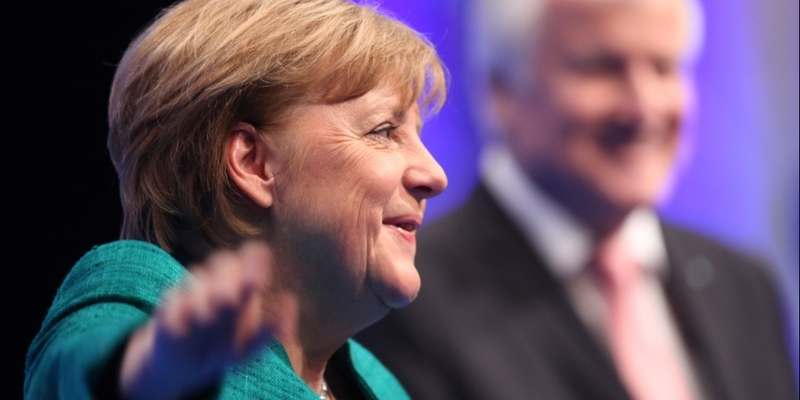 Horst Seehofer und Angela Merkel - Foto: über dts Nachrichtenagentur