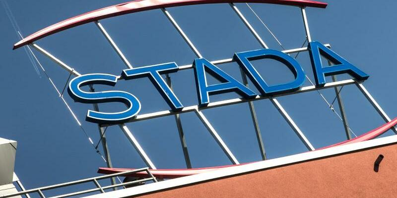 Stada-Logo - Foto: Frank Rumpenhorst