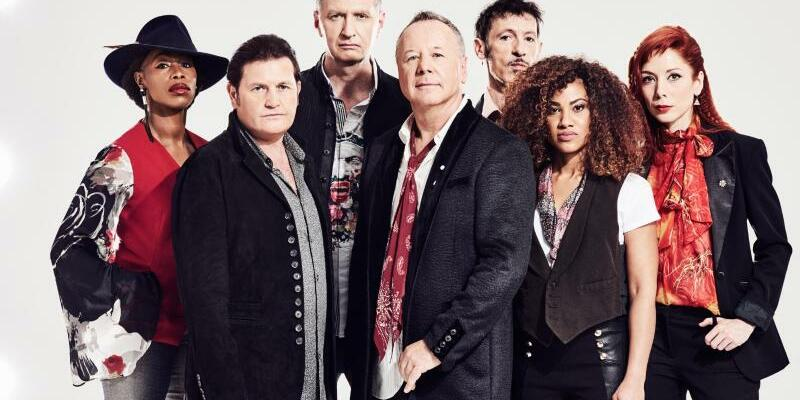 Simple Minds - Foto: Dean Chalkley
