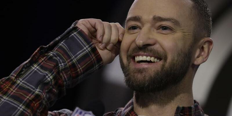 Justin Timberlake - Foto: Morry Gash