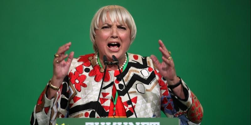 Claudia Roth - Foto: über dts Nachrichtenagentur
