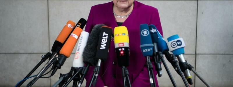 Angela Merkel - Foto: Bernd von Jutrczenka