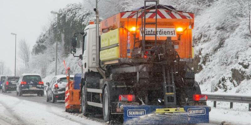 Winterdienst - Foto: Friso Gentsch