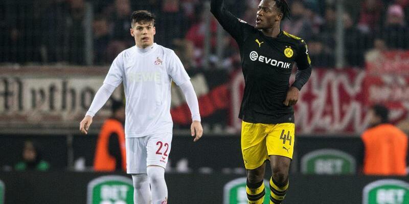 1. FC Köln - Borussia Dortmund - Foto: Marius Becker