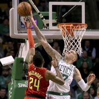 Boston Celtics - Atlanta Hawks - Foto: Mary Schwalm