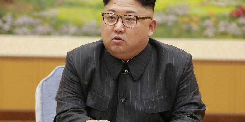 Kim Jong Un - Foto: KRT/AP Video