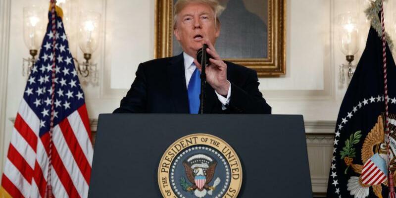 Trump - Foto: Evan Vucci