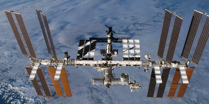 ISS - Foto: NASA