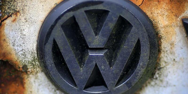 VW-Logo - Foto: Fredrik von Erichsen