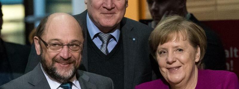Koalitionsverhandlungen - Foto: Bernd von Jutrczenka