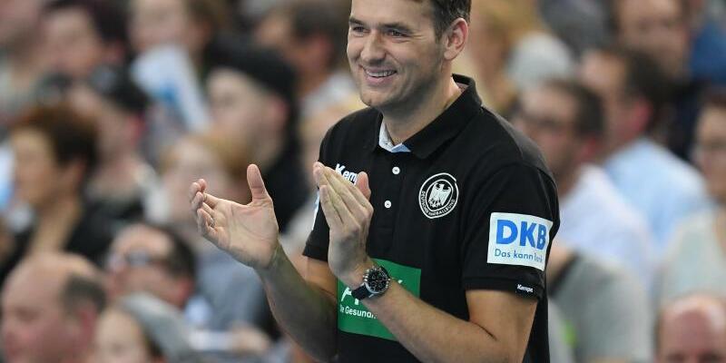 Handball-Bundestrainer - Foto: Hendrik Schmidt