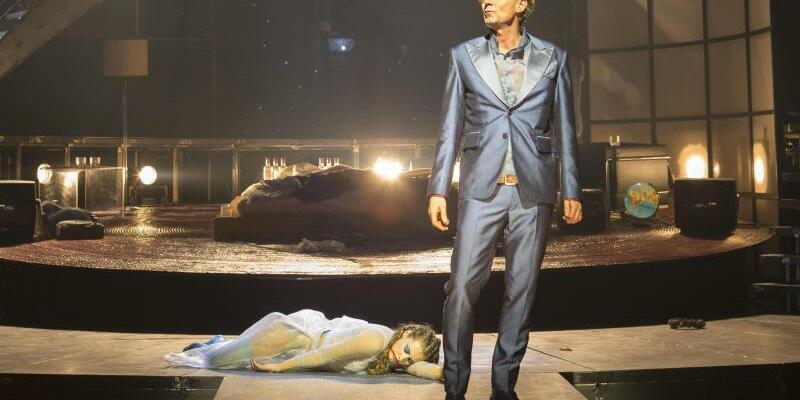 «Lazarus» - Foto: Lucie Jansch/Schauspielhaus Düsseldorf