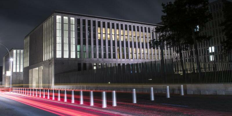 BND-Zentrale - Foto: Paul Zinken