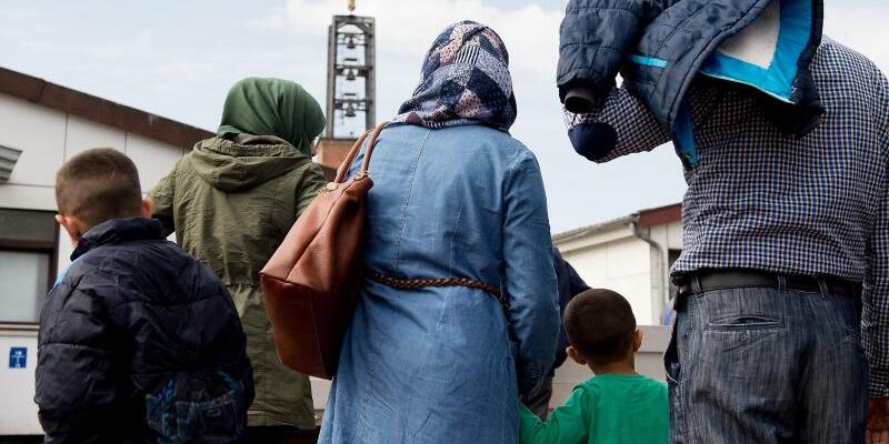 Flüchtlinge - Foto: Swen Pförtner/Archiv