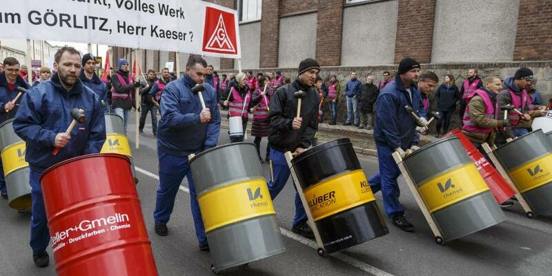 Protest - Foto: Nikolai Schmidt/Archiv
