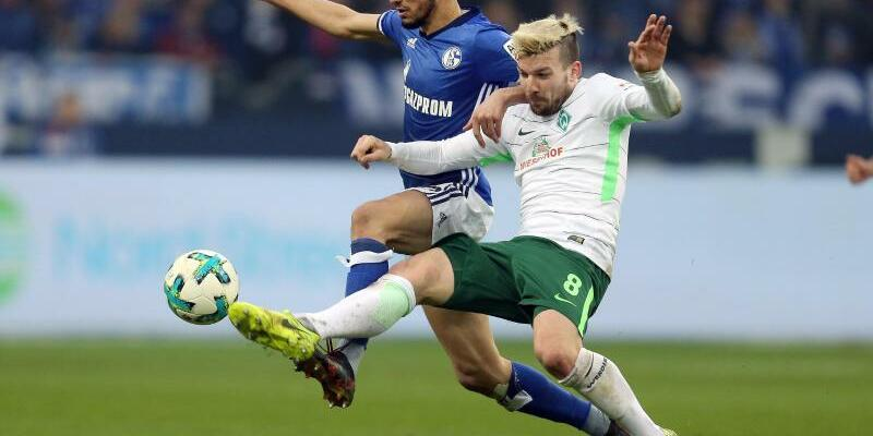 FC Schalke 04 - Werder Bremen - Foto: Ina Fassbender