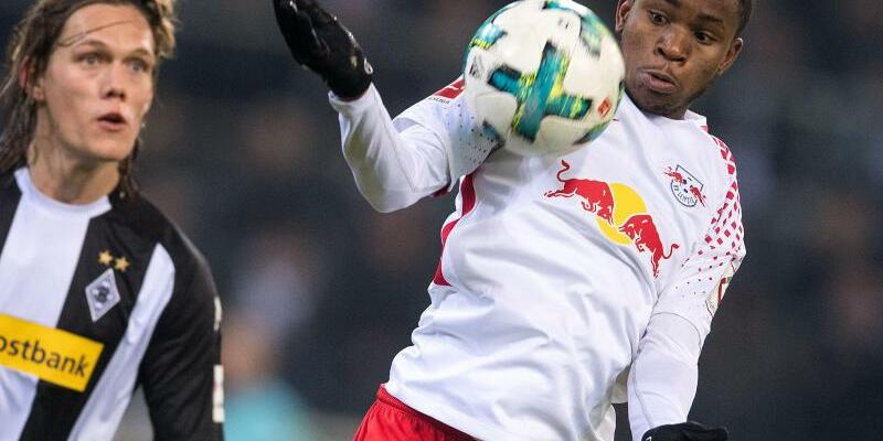 Borussia Mönchengladbach - RB Leipzig - Foto: Marius Becker