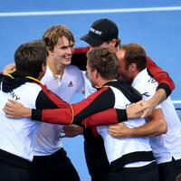 Davis Cup Team - Foto: Darren England