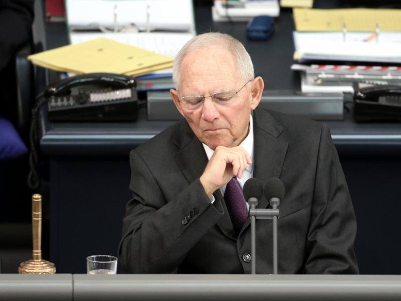 Wolfgang Schäuble - Foto: über dts Nachrichtenagentur