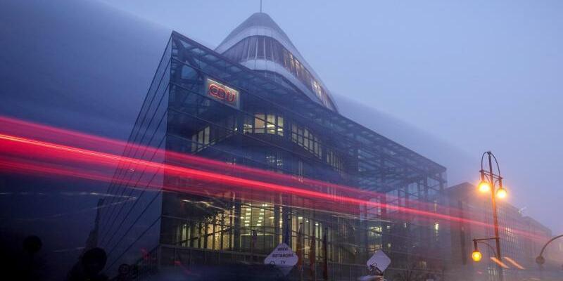 CDU-Zentrale in Berlin - Foto: Kay Nietfeld