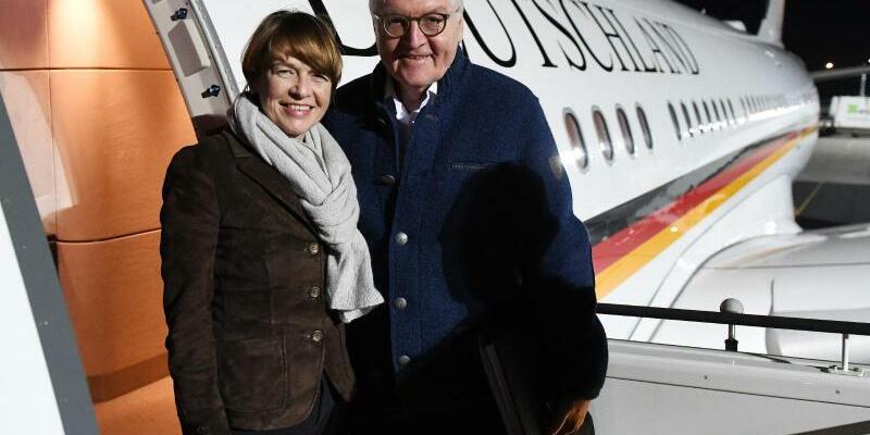 Bundespräsident Steinmeier fliegt nach Japan - Foto: Maurizio Gambarini