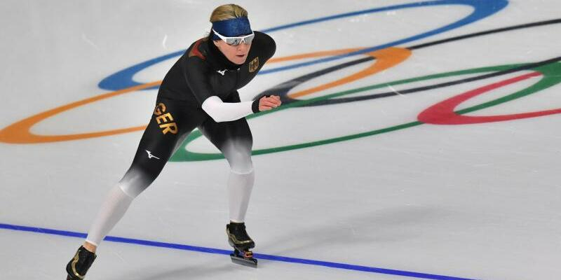 Olympiasiegerin - Foto: Peter Kneffel