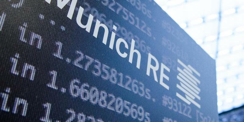 Munich-Re-Logo - Foto: Alexander Heinl
