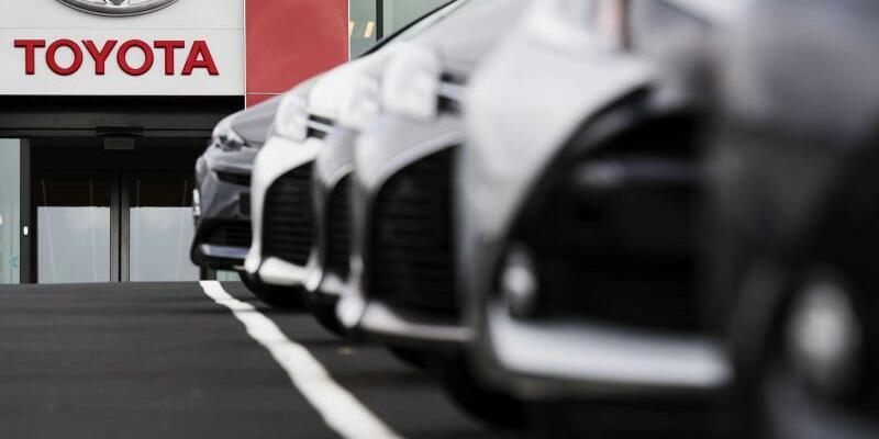 Toyota-Händler - Foto: Marten Van Dijl
