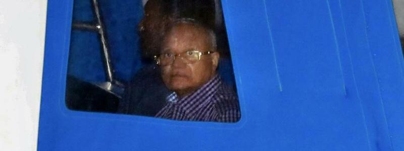 Abdul Gayoom - Foto: Mohamed Sharuhaan