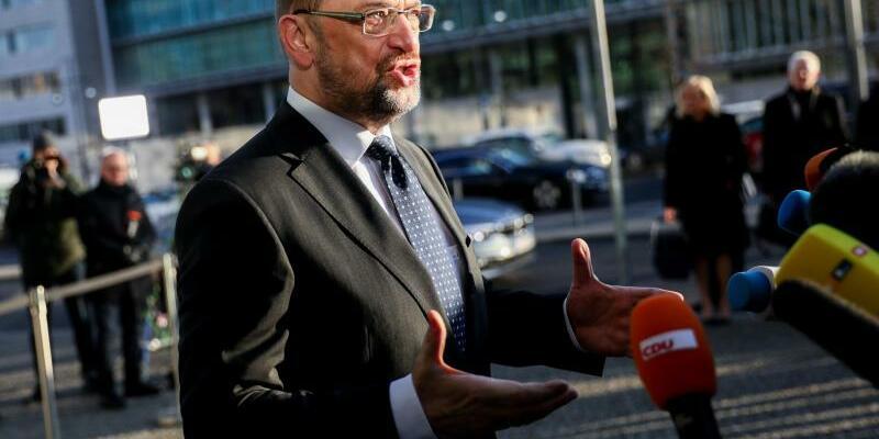 Martin Schulz - Foto: Kay Nietfeld