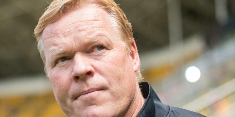 Neuer Bondscoach - Foto: Ronald Koeman soll Oranje zunächst zur Europameisterschaft 2020 und dann zwei Jahre später zur WM führen. Foto:Thomas Eisenhuth