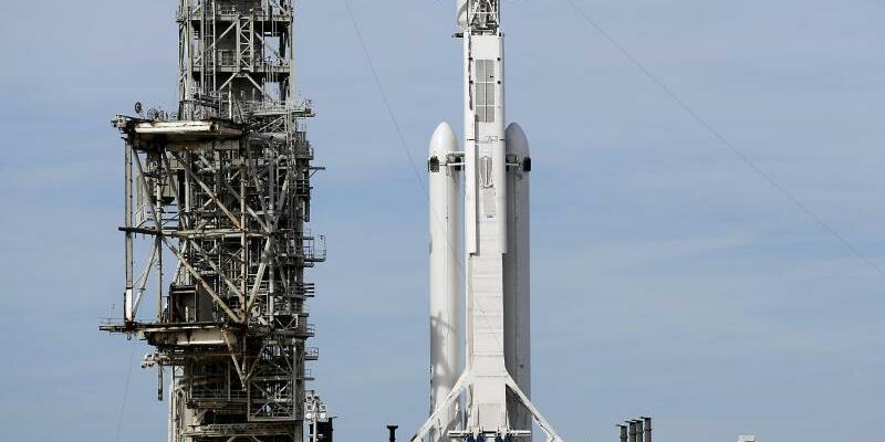«Falcon Heavy»-Rakete - Foto: Terry Renna