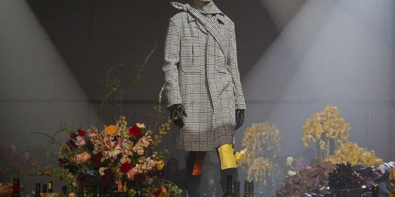 New York Fashion Week - Raf Simons - Foto: Bebeto Matthews/AP