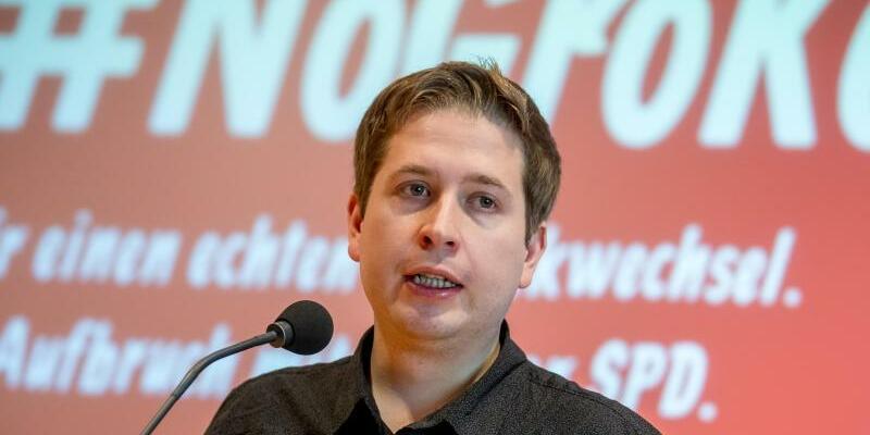 Kevin Kühnert - Foto: Michael Kappeler