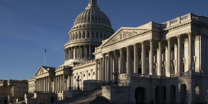 Kapitol in Washington - Foto: J. Scott Applewhite