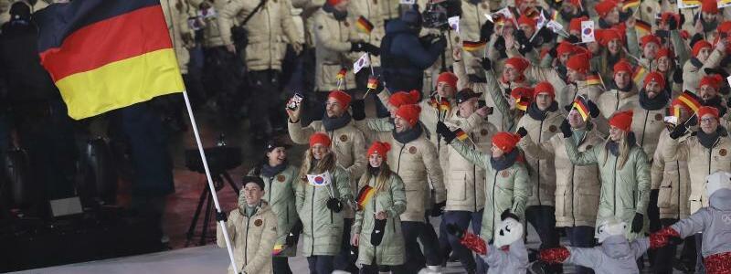 Deutsches Team - Foto: Michael Sohn