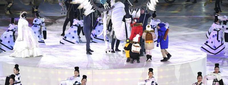 Showprogramm - Foto: Ju Huanzong