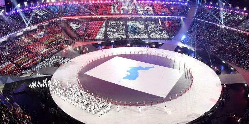 Eröffnungsfeier - Foto: kyodo
