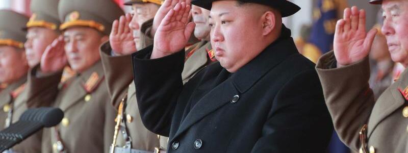 Kim Jong Un - Foto: Uncredited/KCNA/KNS