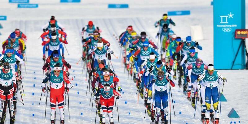 Skiathlon - Foto: Petter Arvidson