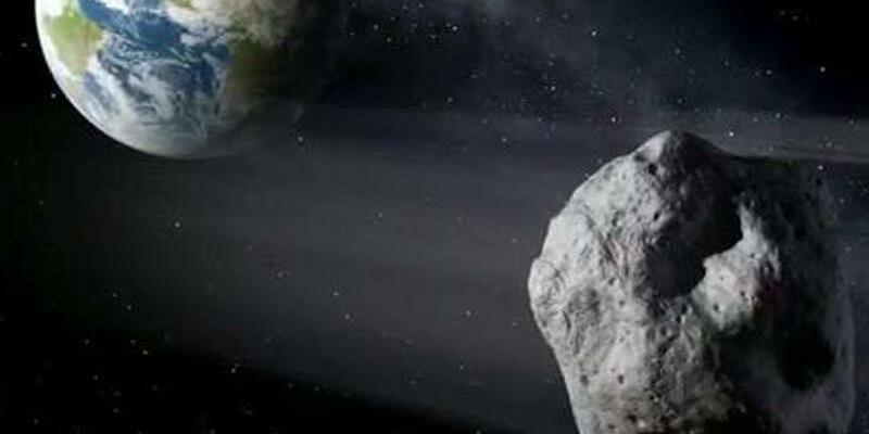 Asteroid fliegt an Erde vorbei - Foto: NASA