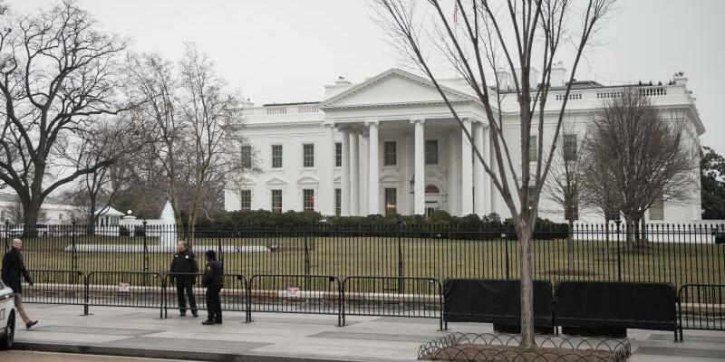 Weißes Haus - Foto: Michael Kappeler