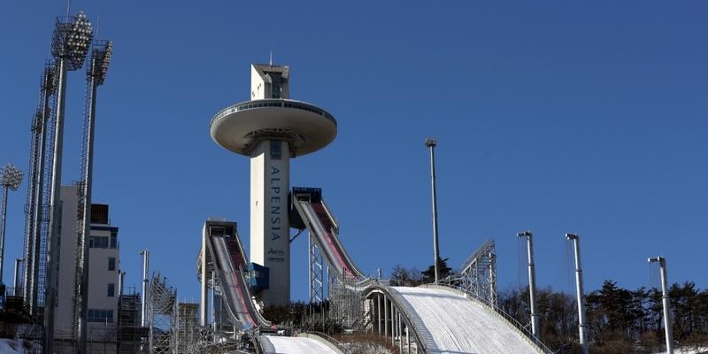 Olympia 2018 - Foto: Jeon Han/korea.net, Lizenztext: dts-news.de/cc-by