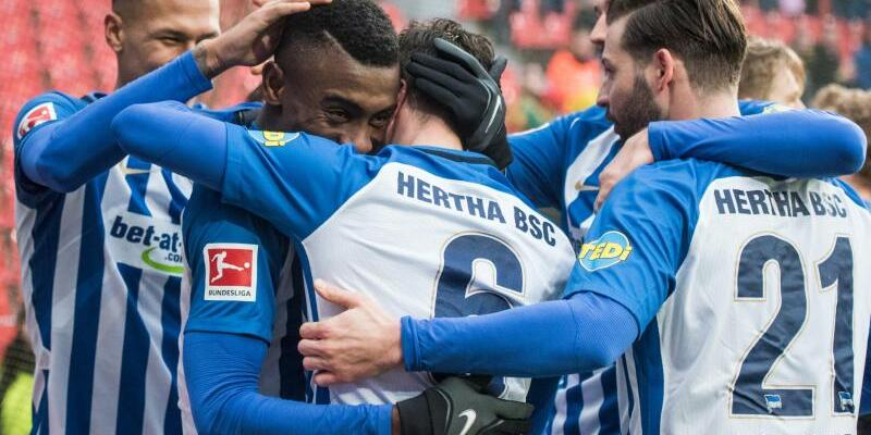 Bayer Leverkusen - Hertha BSC - Foto: Bernd Thissen
